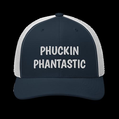 Phuckin Phantastic Trucker Cap | Flat Embroidery | Phish Inspired Art