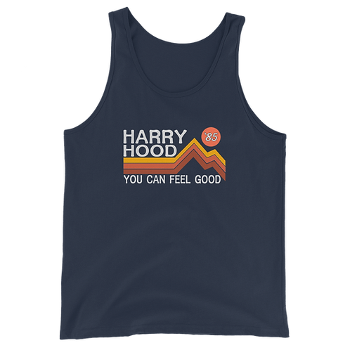 Harry Hood Retro Premium Tank Top | Bella + Canvas 3480
