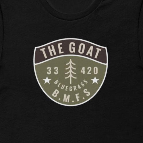 The Goat BMFS 33 420 Bella+Canvas Premium Cotton