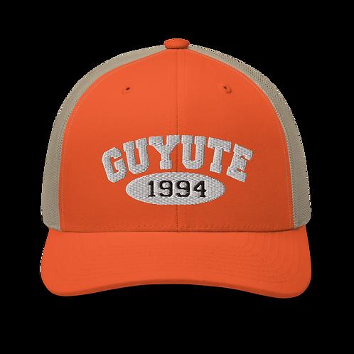 Guyute 1994 Trucker Cap   Flat Embroidery   Inspired Phan Art Cap   Lot  Cap