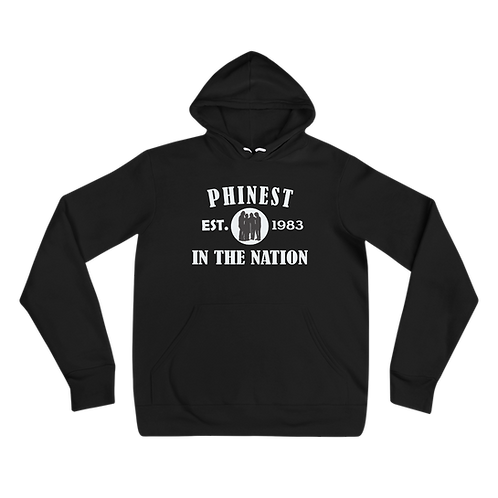 Phinest In The Nation Bella+Canvas Premium Hoodie