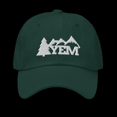 YEM Tree Classic Cap | Flat Embroidery | Phish Inspired Art
