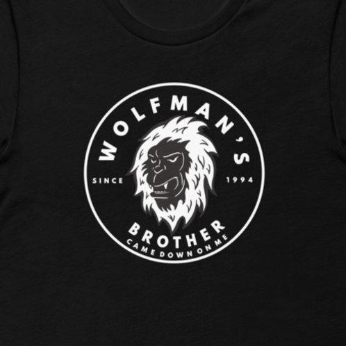 Wolfman's Brother | Bella + Canvas Premium cotton | Short Sleeve