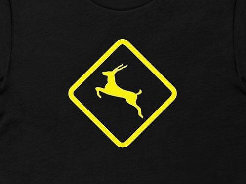 Antelope Crossing | Bella + Canvas Premium cotton | Short Sleeve
