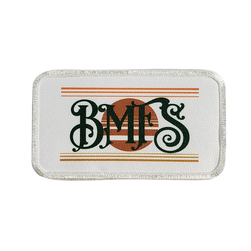 BMFS Printed Patch