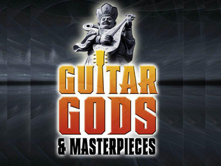 Danny Stain and the deadly band!        Live on Guitar Gods and Masterpieces.            11th may 9p