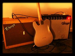 Danny Stain signature Guitar amp.