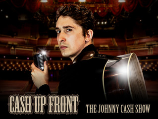 "CLICK TO BUY! Johnny Cash tribute Album ""CASH UP FRONT"" Out now!!"
