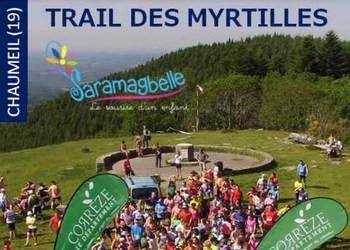TRAIL DES MYRTILLES - REPORTE 2022