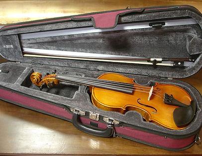Il noleggio del violino e del violoncello
