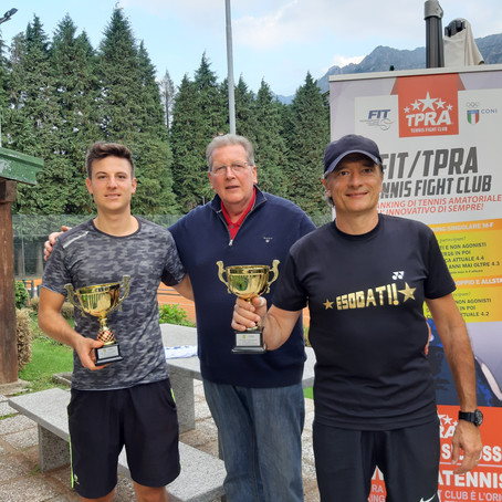 TORNEO FIT PRA AD OMEGNA THE FIRST TOURNAMENT