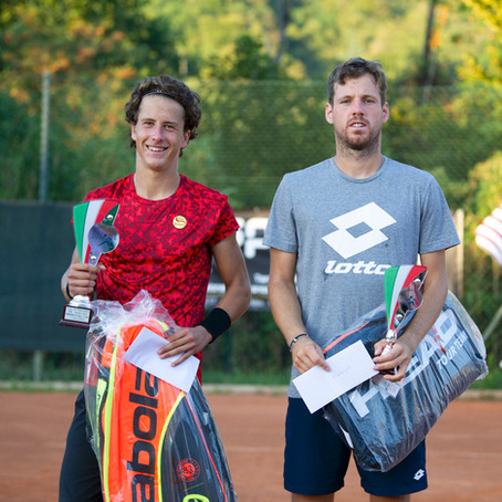 TORNEO SINERGY OPEN A VERBANIA