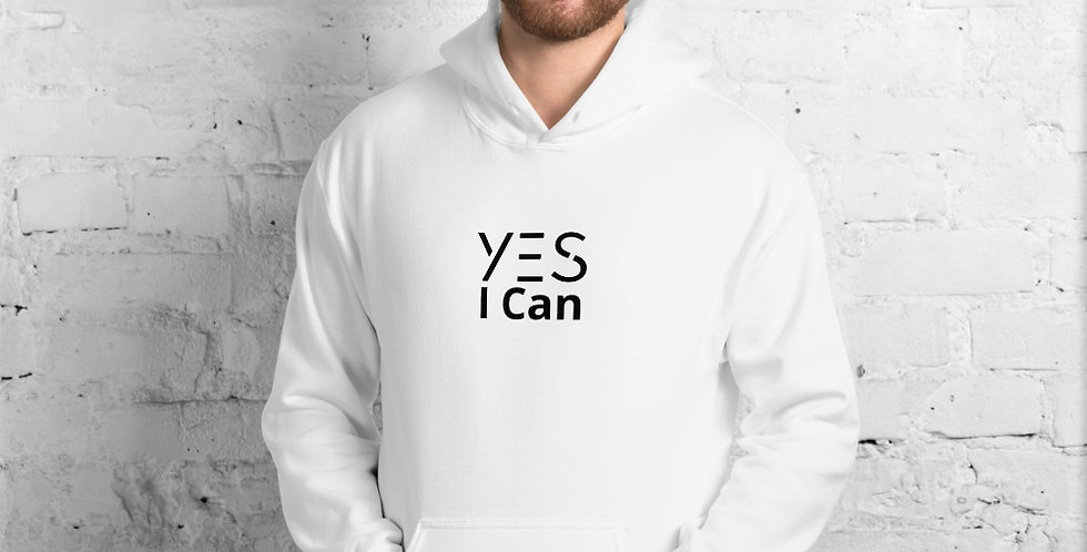 Sudadera Unisex - Yes I Can
