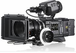 Câmera Sony 4k