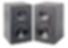 tipos de caixas de som