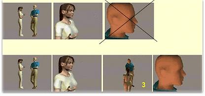 Colacação de um take em uma sequência em vídeo