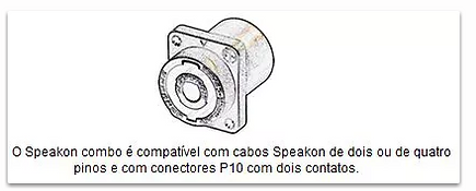 Conector combo
