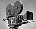 Funcionamento da câmera de cinema