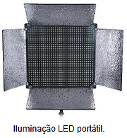 LED portátil
