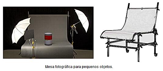 Mesa fotográfica