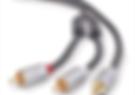 Cabos, conectores e adaptadores de áudio