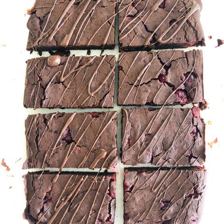 The ultimate healthy brownie recipe: red beans brownies
