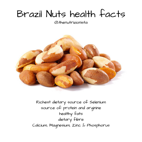 Brazil Nuts Healt Facts