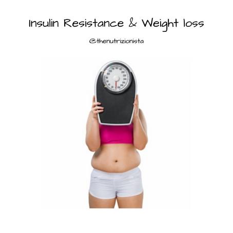 Insulin Resistance & Weight Loss
