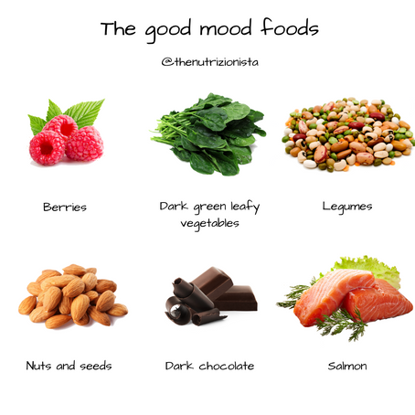 The good mood foods