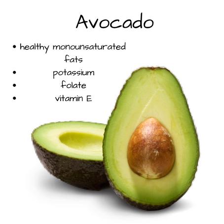 Avocado health facts