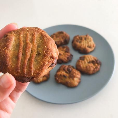 Choco Chip & Walnuts Cookies