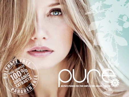 PURE Haircare - 100% Organic Extracts