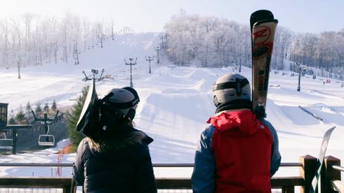 Visit Indiana: Skiing