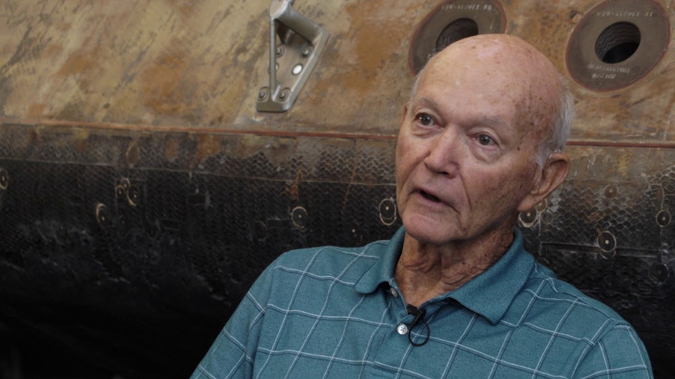 Smithsonian Michael Collins Birthday Apollo 11
