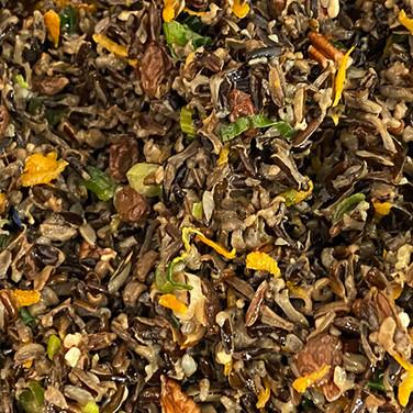Autumn Wild Rice Salad