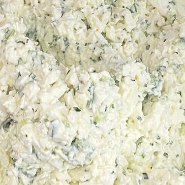 Grand's Own Egg White Salad