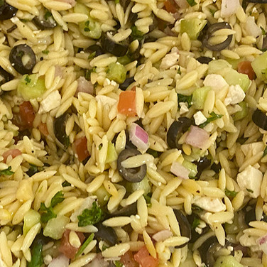 Venetian Orzo Pasta Salad