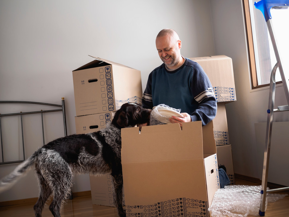 Blog Feature - Moving House