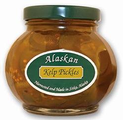 Wild Alaskan Kelp Pickles