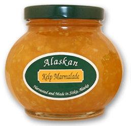 Alaskan Kelp Marmalade