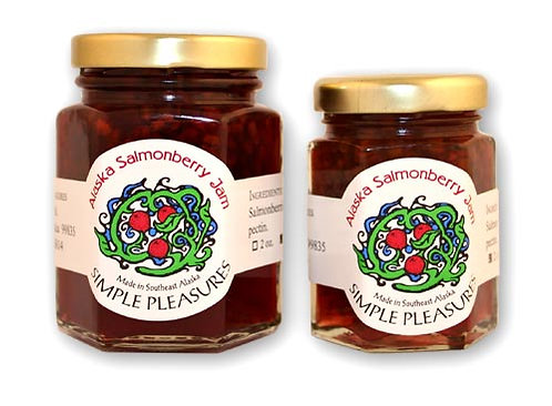 Alaska Salmonberry Jam
