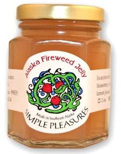 Alaska Fireweed Jelly