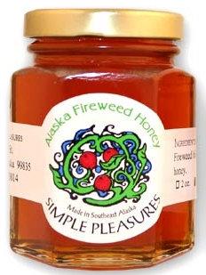 Alaska Fireweed Honey