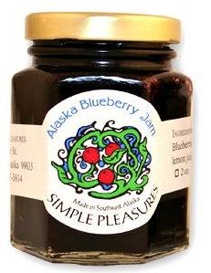 Alaska Blueberry Jam