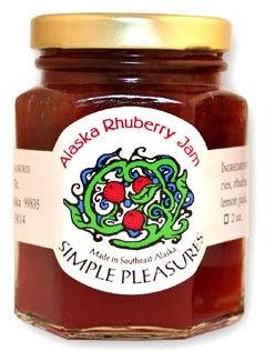Alaska Rhuberry Jam