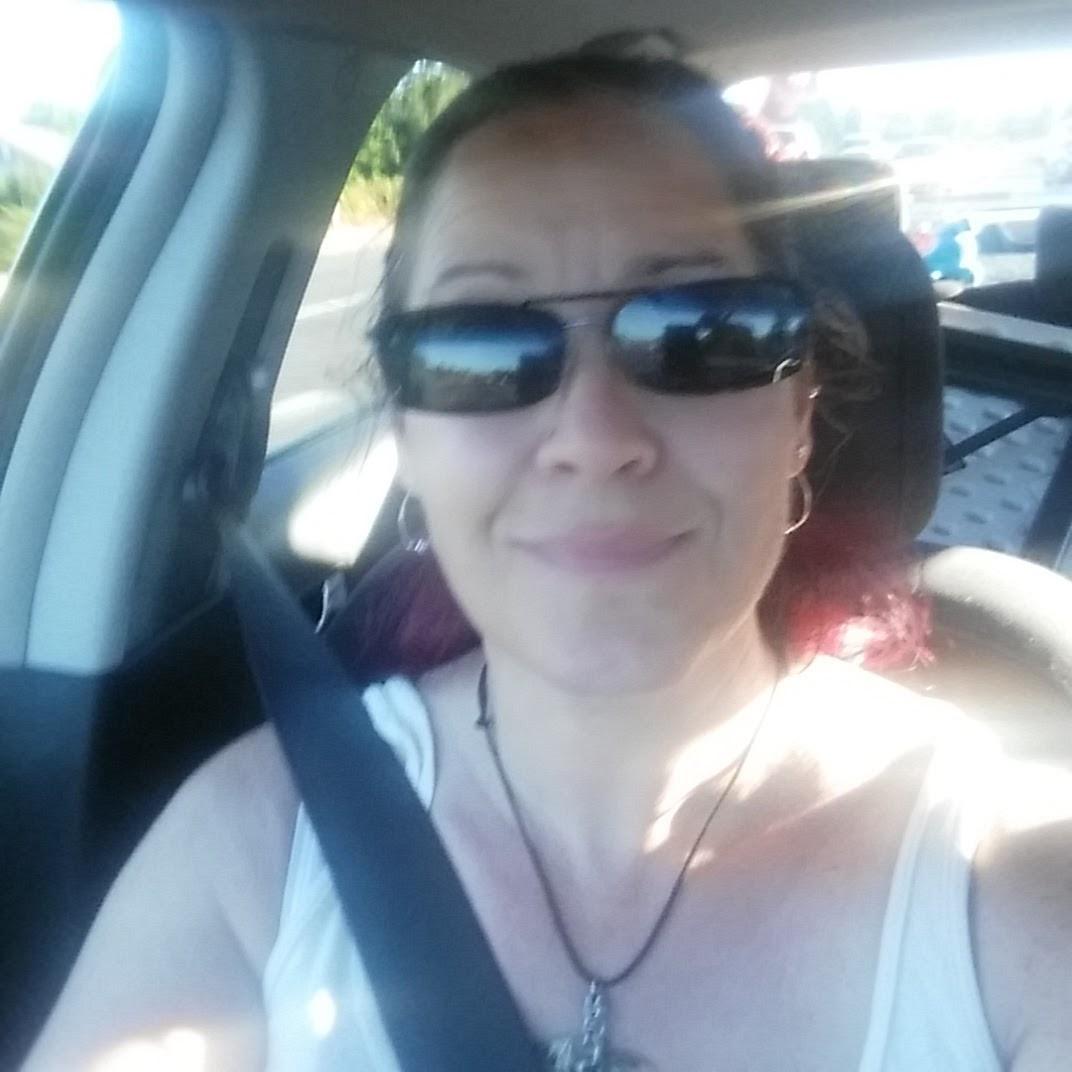 Selfie of me wearing sunglasses