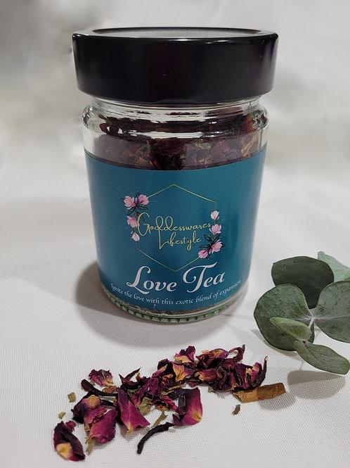 Goddesswares Lifestyle - Love Tea