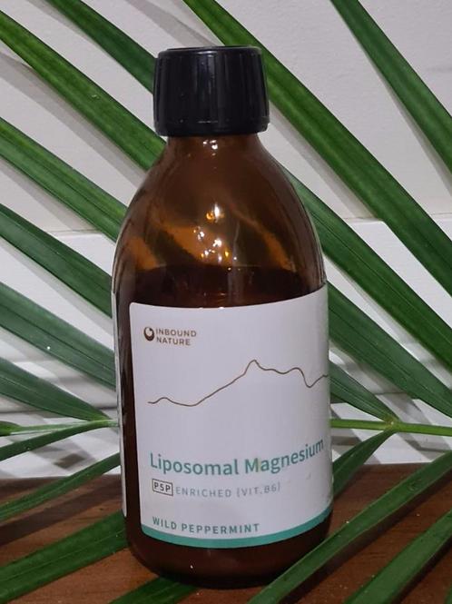 Liposomal Magnesium - Wild Peppermint
