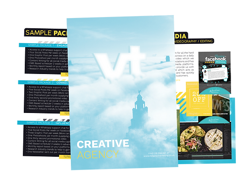 Craive Agency Proposal Example Media Kit Liverpool