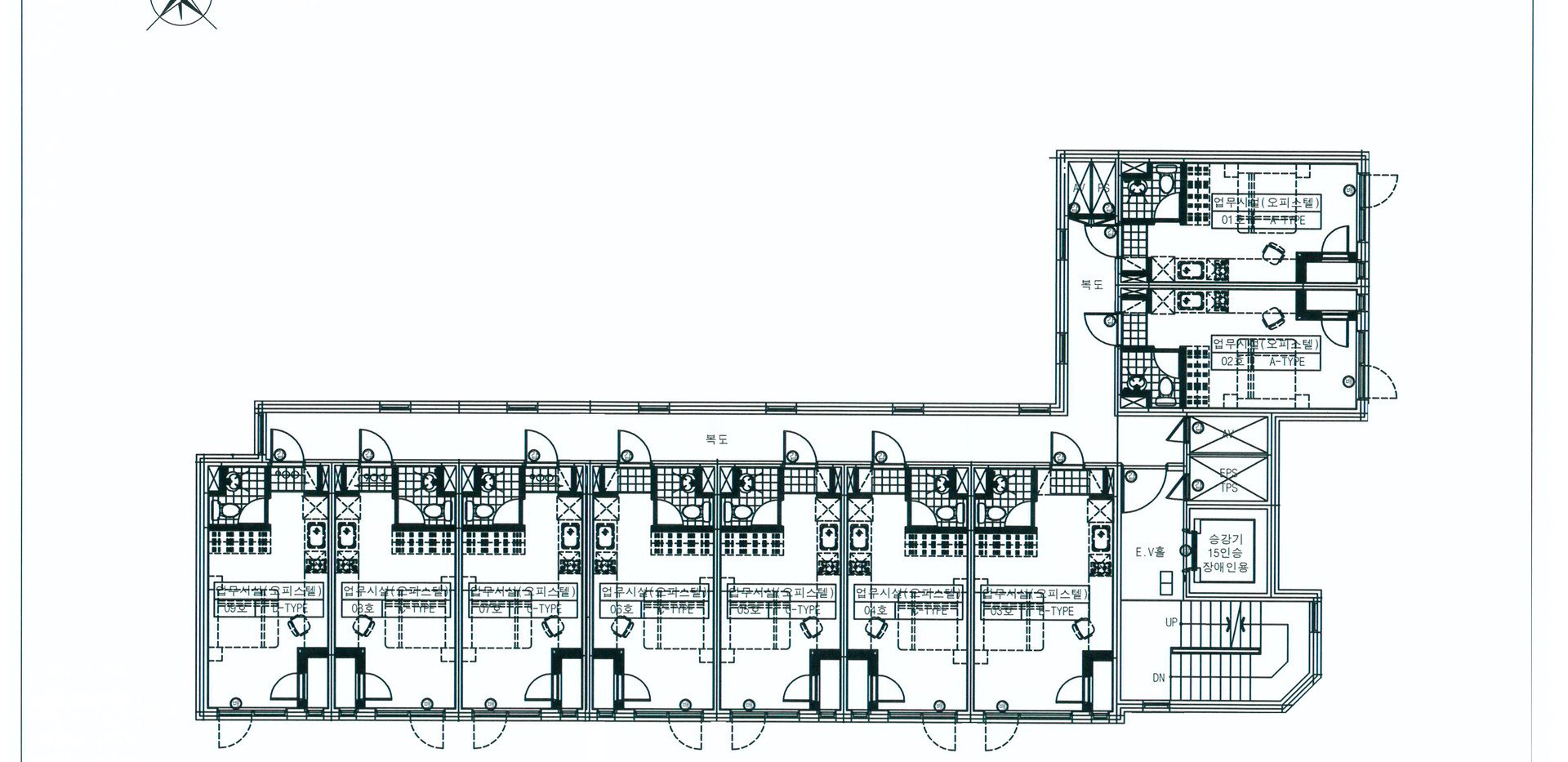 floorplan 4th floor